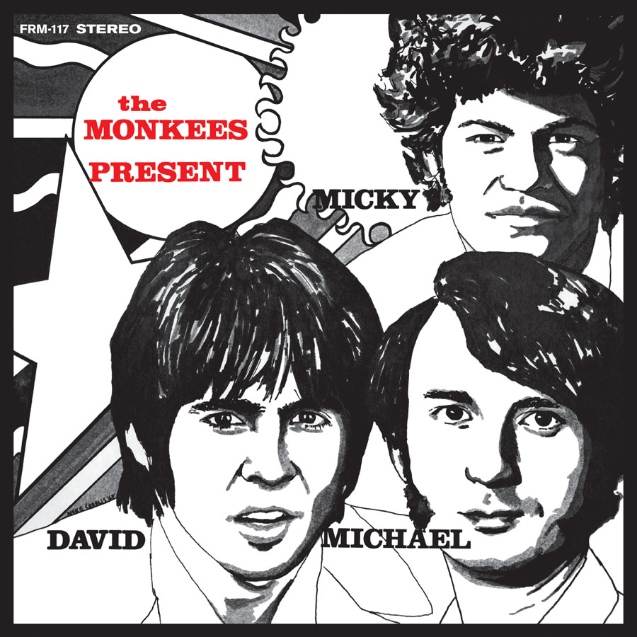 The Monkees - The Monkees Present (180 Gram Audiophile Yellow Vinyl/Ltd. Edition/Gatefold Cover)