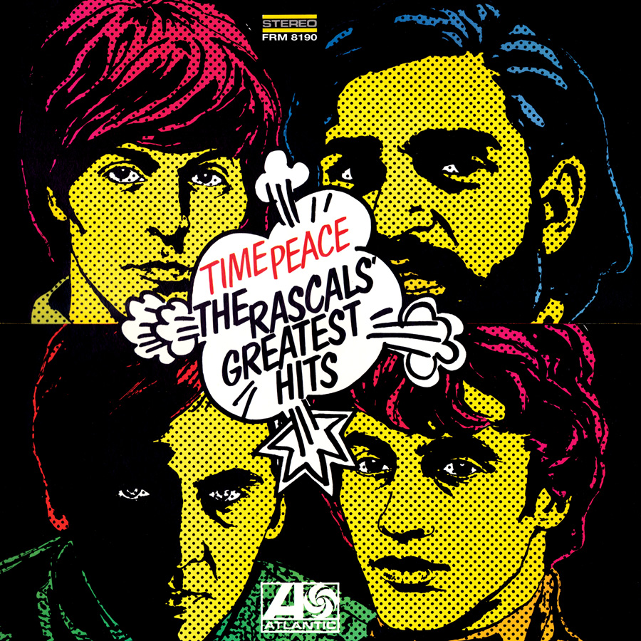 The Rascals - Time Peace: The Rascals' Greatest Hits (180 Gram Audiophile Vinyl/Ltd. Edition/Gatefold Cover)