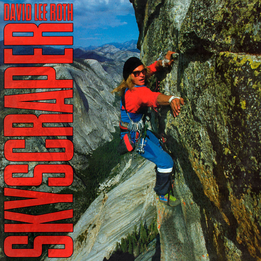 David Lee Roth - Skyscraper (180 Gram Audiophile Vinyl/Ltd. Edition/Gatefold Cover)