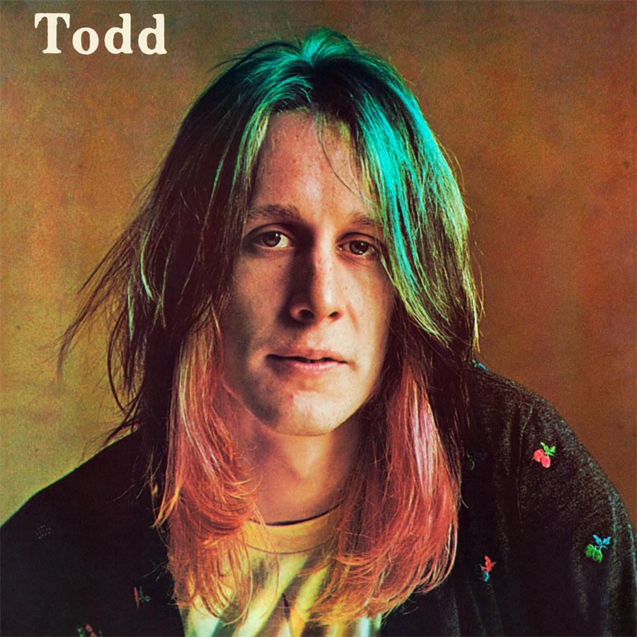 Todd Rundgren - Todd (180 Gram Audiophile Vinyl/Ltd. Edition/Gatefold Cover)