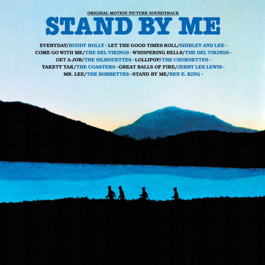 Stand By Me Original Soundtrack (180 Gram Audiophile Vinyl/Ltd. Anniversary Edition)
