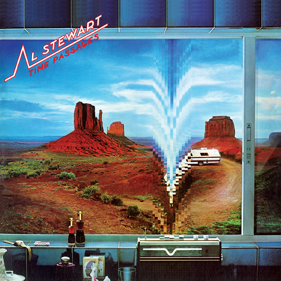 Al Stewart - Time Passages (180 Gram Audiophile Vinyl/Ltd. Edition/Gatefold Cover)