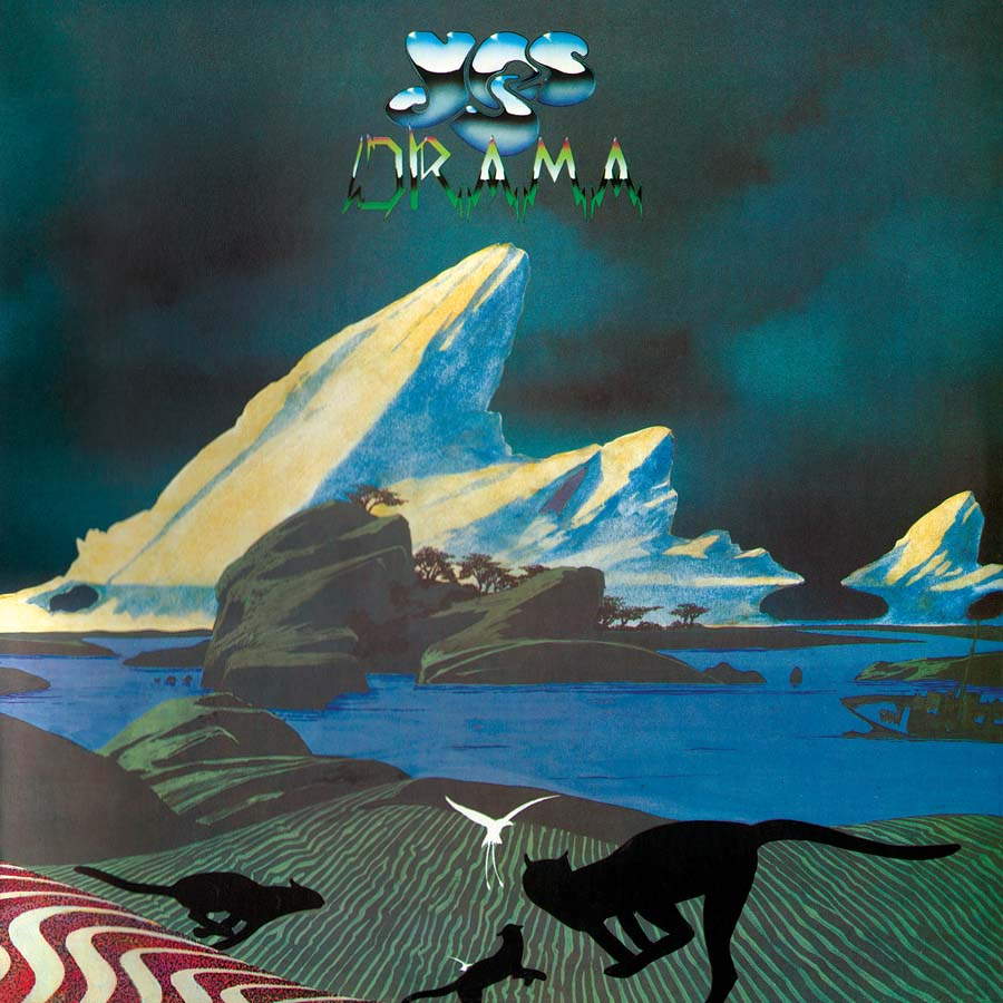 Yes - Drama (180 Gram Audiophile Vinyl/Ltd. Edition/Gatefold Cover)