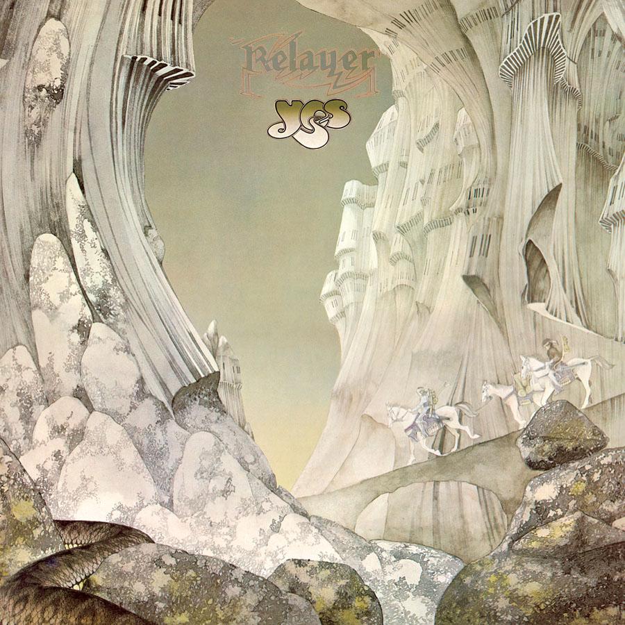 Yes - Relayer (180 Gram Audiophile Vinyl)