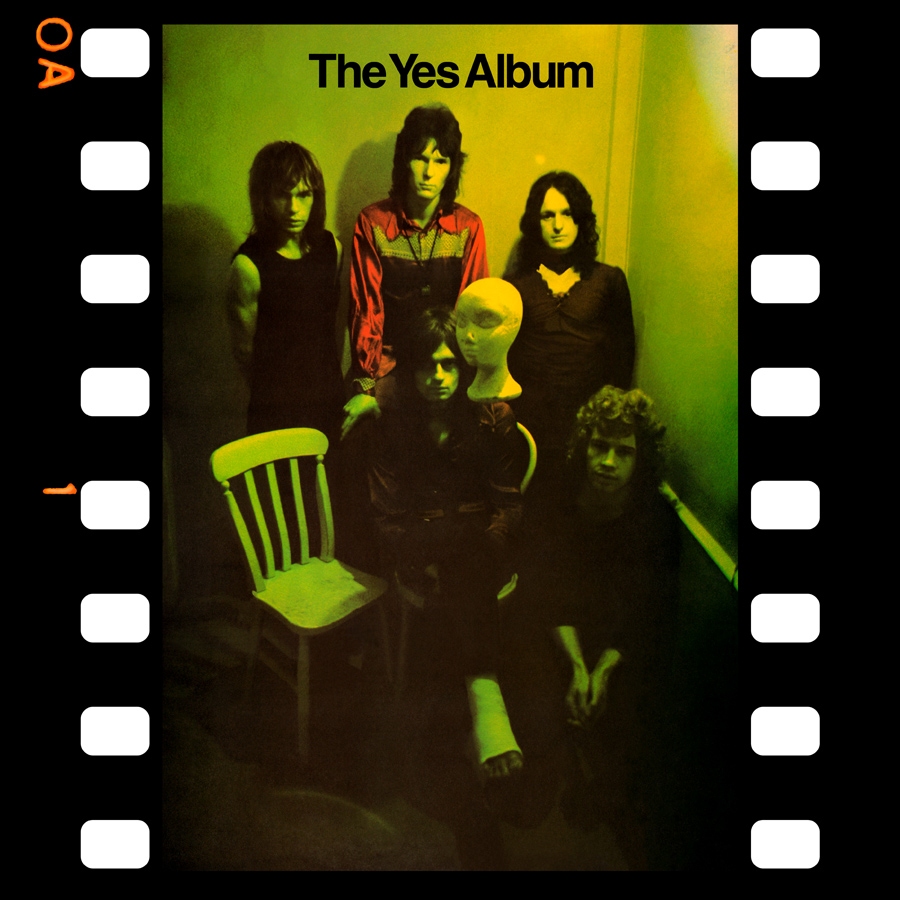 Yes - The Yes Album (2 LP 45rpm 180 Gram Audiophile Vinyl/Ltd. Edition/Box Set)