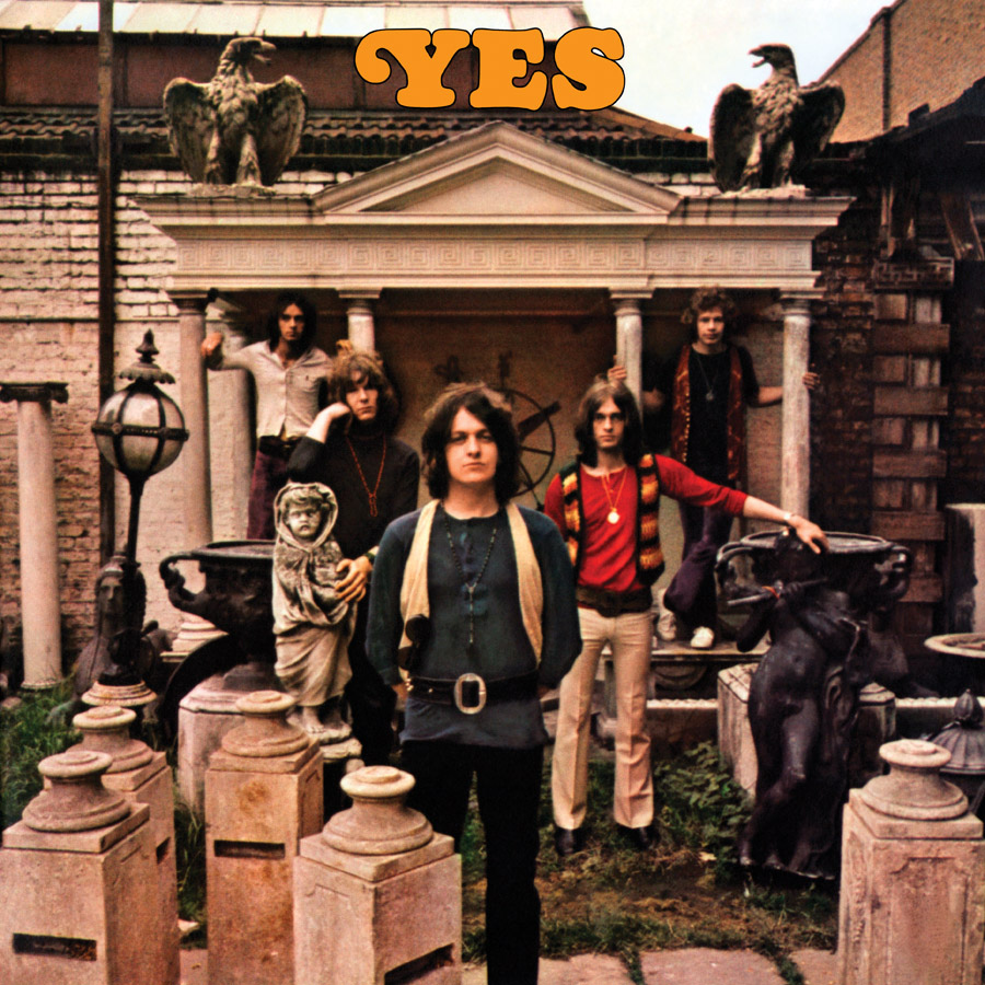 Yes (180 Gram Audiophile Vinyl/45th Anniversary Ltd. Edition/Gatefold Cover)
