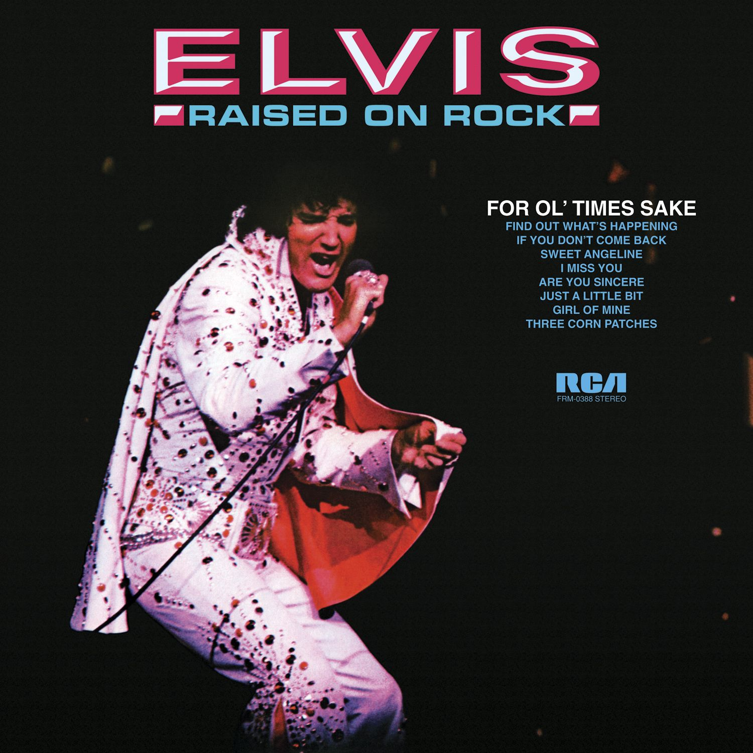 Elvis Presley - Raised On Rock/For Ol' Times Sake (180 Gram Audiophile Clear Vinyl/Ltd. Birthday Edition/Gatefold Cover)