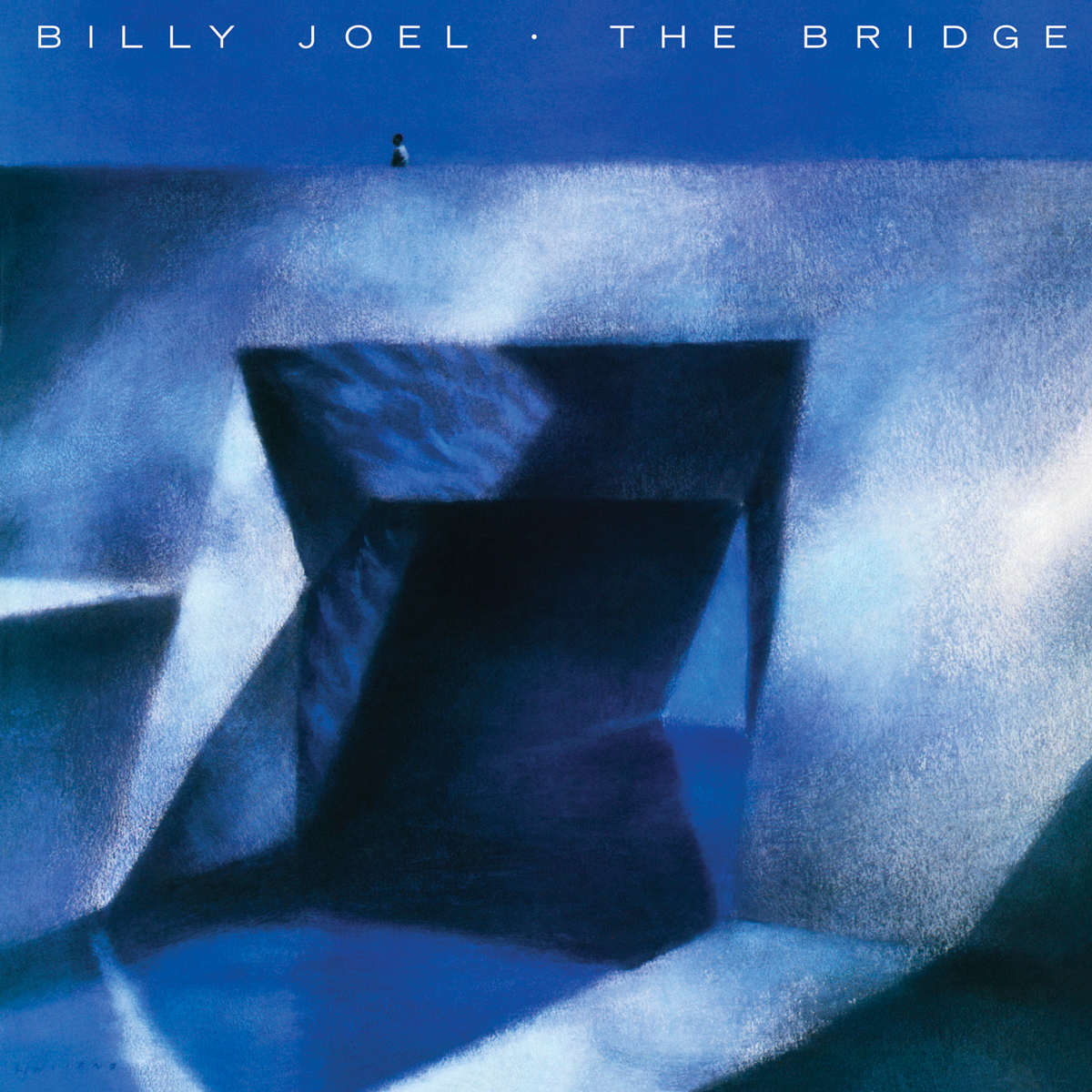 Billy Joel - The Bridge 30th Anniversary Edition (180 Gram Audiophile Translucent Blue Vinyl/Limited Edition/Gatefold Cover)