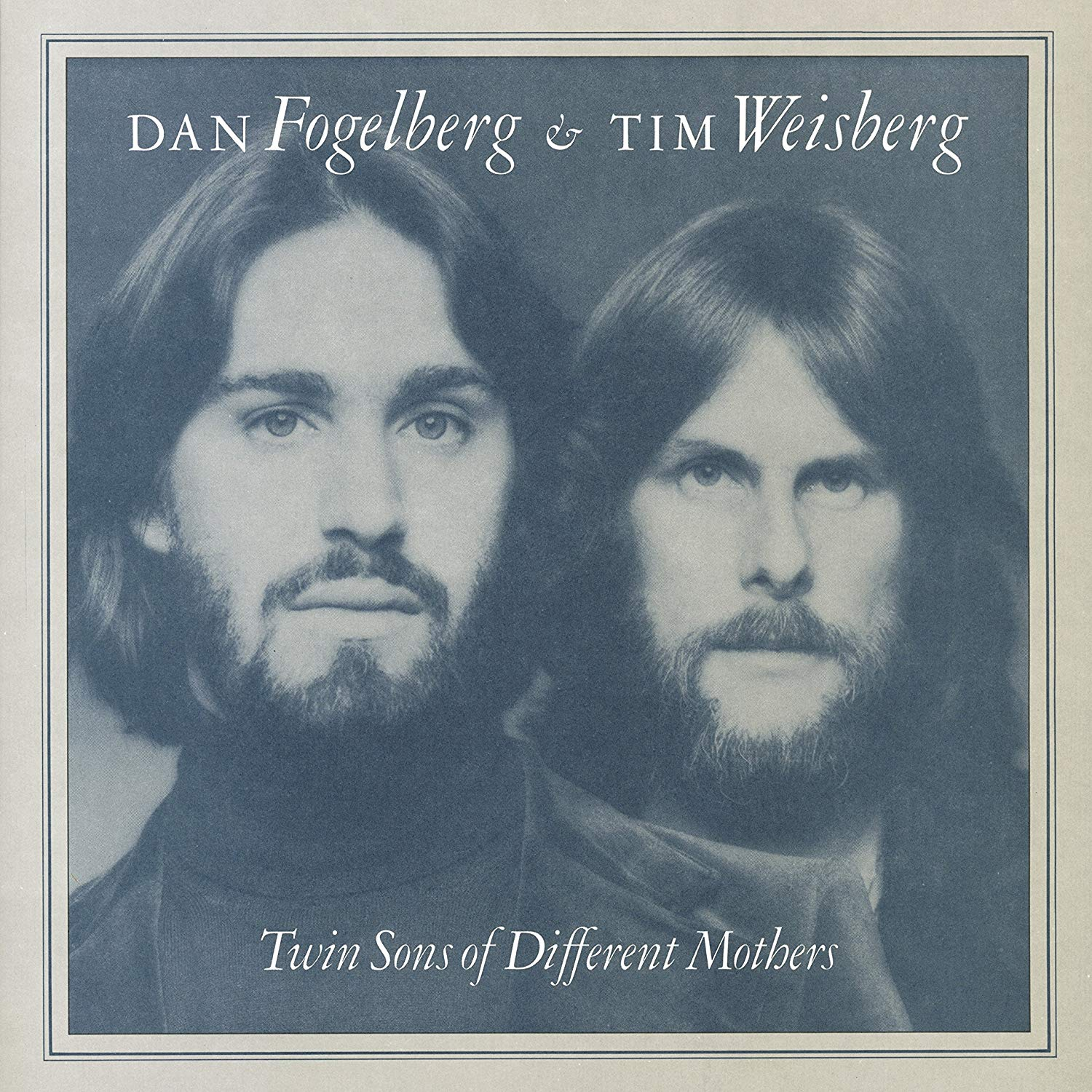Dan Fogelberg & Tim Weisberg - Twin Sons Of Different Mothers Clear LP