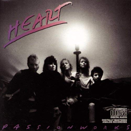 Heart - Passionworks Purple LP