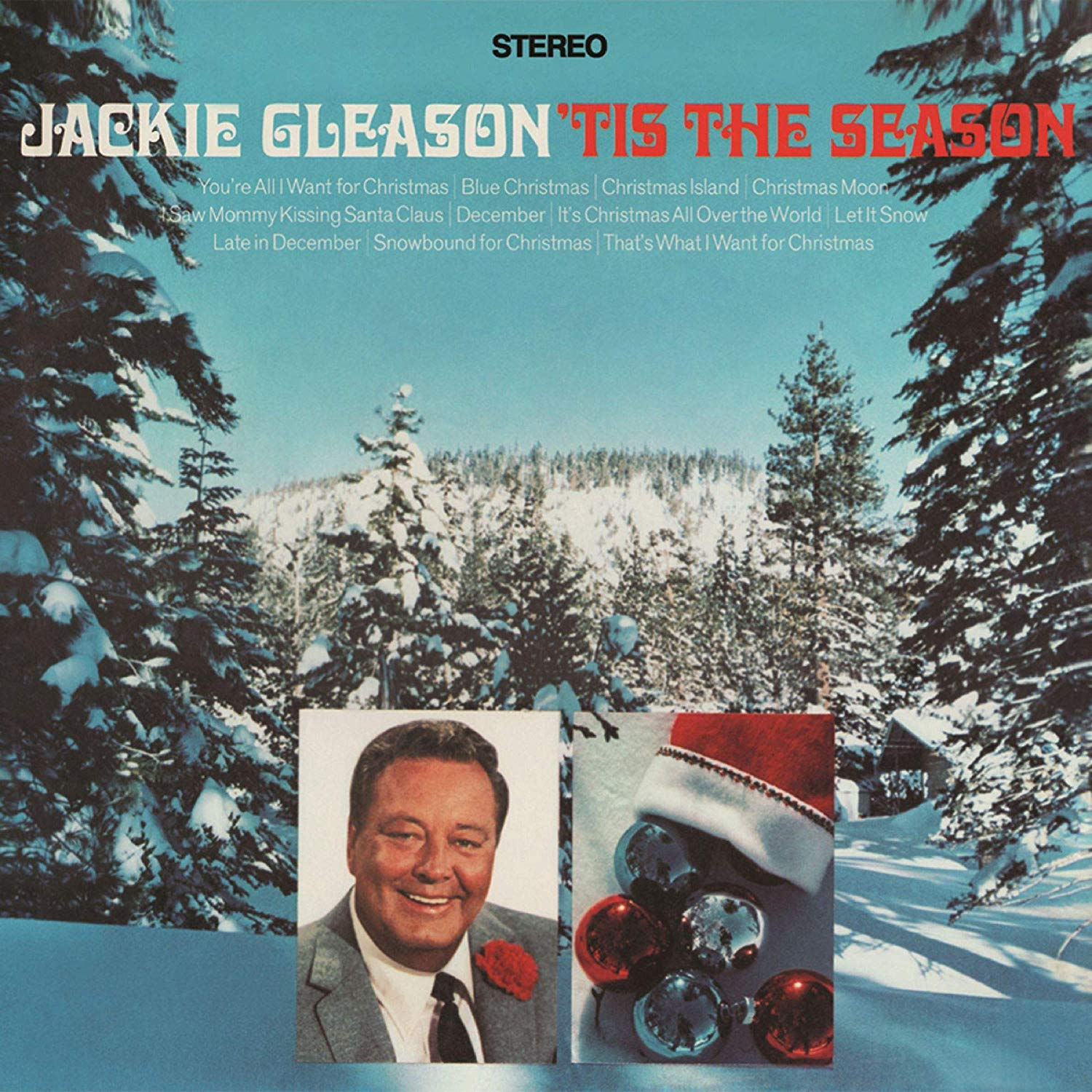 Jackie Gleason - Tis The Season LP