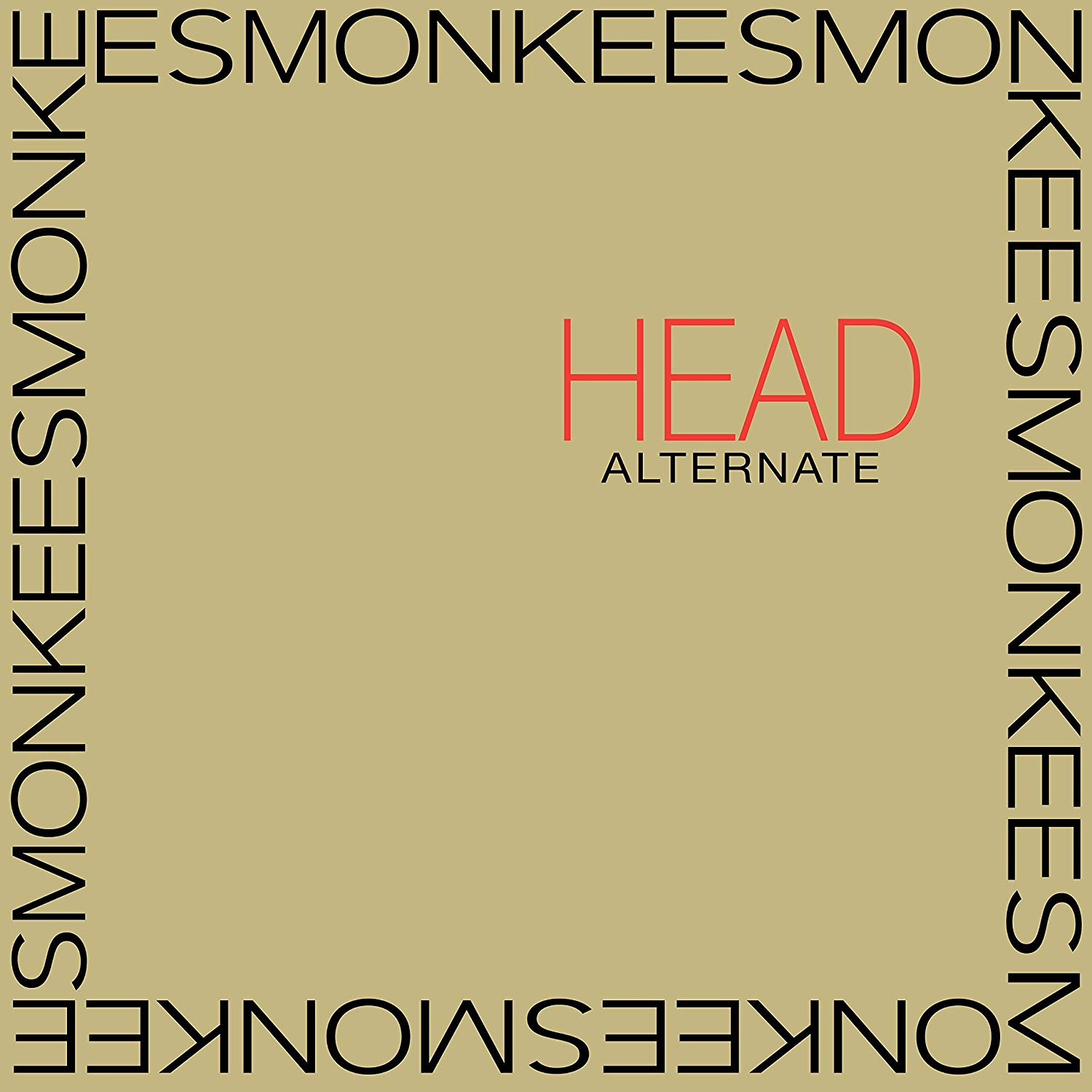 The Monkees - Head Alternate Translucent Gold LP