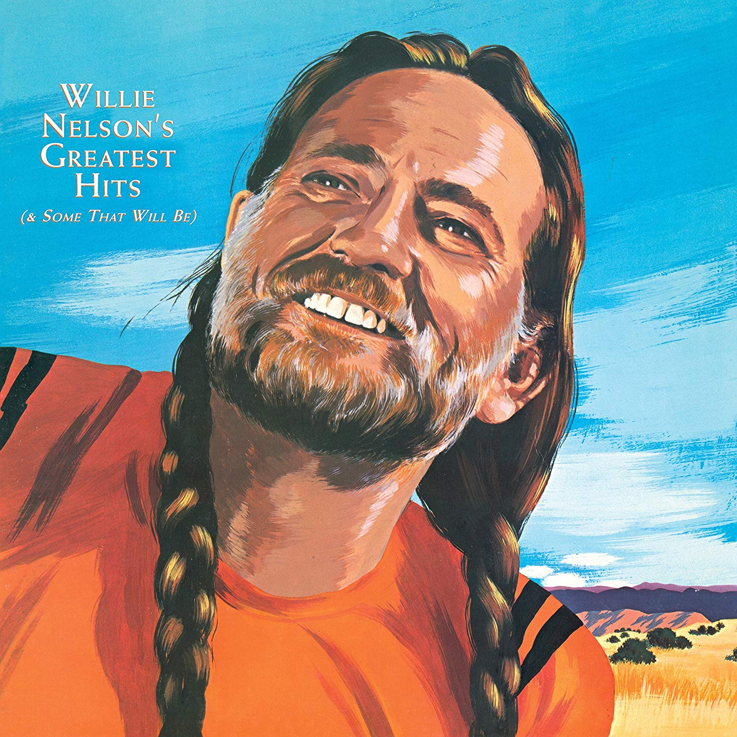 Willie Nelson - Greatest Hits And Some That Will Be Translucent Gold LP