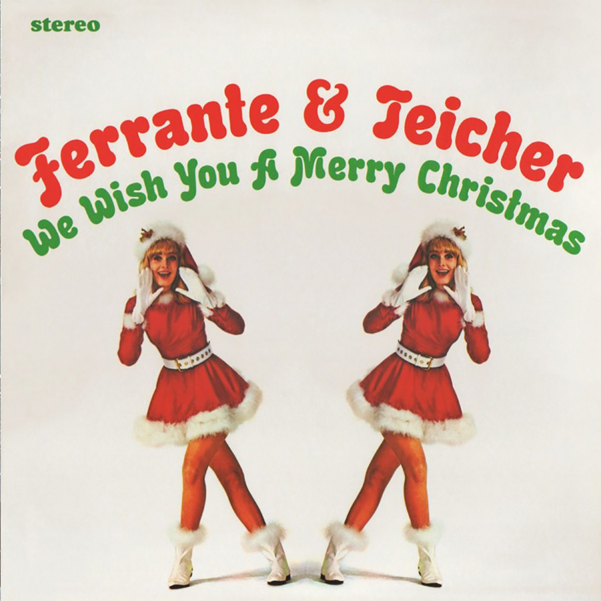 FERRANTE & TEICHER - WE WISH YOU A MERRY CHRISTMAS (180 GRAM AUDIOPHILE VINYL/LIMITED ANNIVERSARY EDITION) LP
