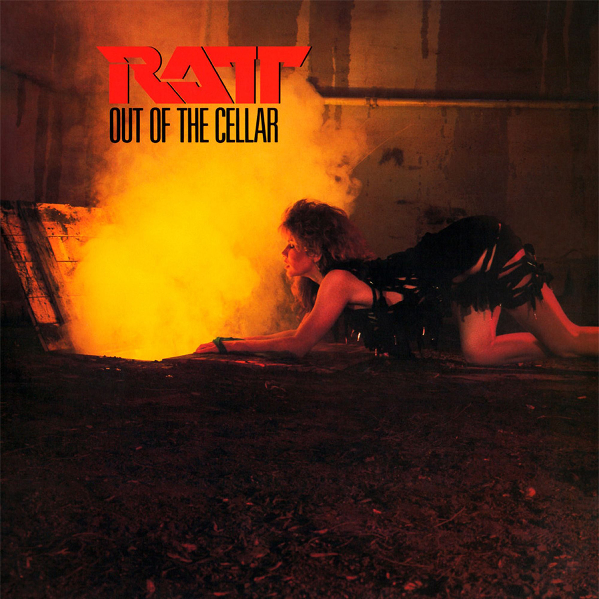 RATT - OUT OF THE CELLAR (180 GRAM TRANSLUCENT GOLD AUDIOPHILE VINYL/LIMITED EDITION) LP