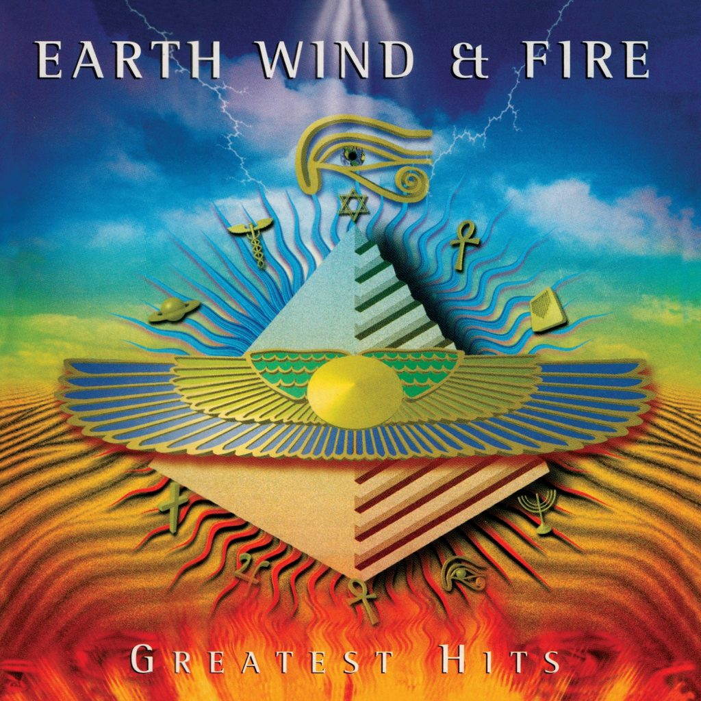 EARTH, WIND & FIRE - GREATEST HITS 180 GRAM AUDIOPHILE TRANSLUCENT GOLD LP