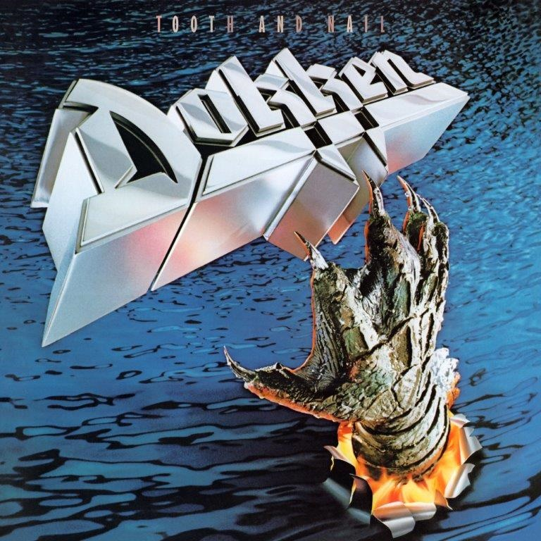 DOKKEN - TOOTH AND NAIL LP