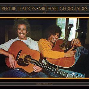 BERNIE LEADON - MICHAEL GEORGIADES BAND - NATURAL PROGRESSIONS CD