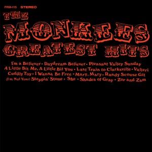 The Monkees - Greatest Hits (180 Gram Orange Audiophile Vinyl/Limited Anniversary Edition)