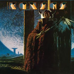 Kansas - Monolith (180 Gram Translucent Blue & Gold Swirl Vinyl/Limited Edition/Gatefold & Poster)