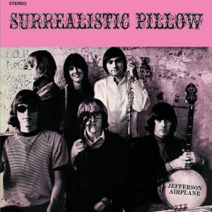 Jefferson Airplane - Surrealistic Pillow (180 Gram Black White & Gray Swirl Audiophile Vinyl/Limited Anniversary Edition/Gatefold Cover)
