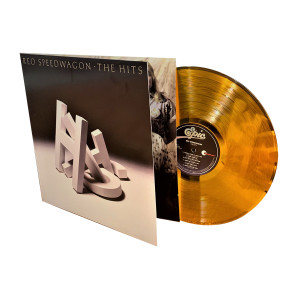 REO Speedwagon - The Hits (180 Gram Translucent Gold Audiophile Vinyl/Limited Edition/Gatefold Cover)