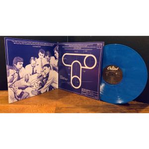 TUBES - The Completion Backward Principle (180 Gram Blue Vinyl/Limited Anniversary Edition/Gatefold Cover)