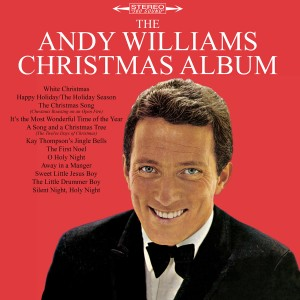 Andy Williams - The Andy Williams Christmas Album (180 Gram Audiophile Translucent Blue Vinyl/Limited Anniversary Edition/Gatefold Cover)
