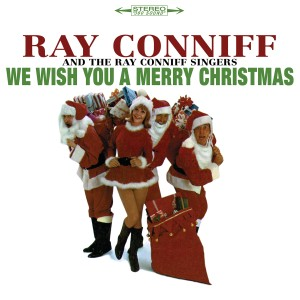 Ray Conniff & The Ray Conniff Singers - We Wish You A Merry Christmas (180 Gram Audiophile Red Vinyl/Limited Anniversary Edition/Gatefold Cover)