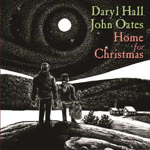 Daryl Hall & John Oates Home For Christmas (180 Gram Red Vinyl/Limited Edition)