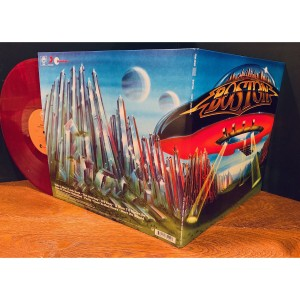 Boston - Don't Look Back (180 Gram Red Vinyl / Limited Anniversary Edition / Gatefold Cover)
