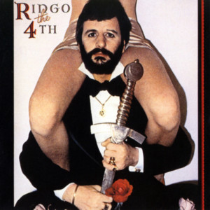 Ringo Starr - Ringo The 4th (180 Gram Red Vinyl / Limited Anniversary Edition / Gatefold Cover)