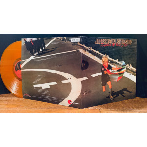 Jefferson Starship - Freedom at Point Zero (180 Gram Orange Vinyl/Limited Anniversary Edition/Gatefold Cover)