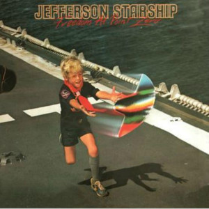Jefferson Starship - Freedom At Point Zero (180 Gram Clear Vinyl/Limited Anniversary Edition/Gatefold Cover)