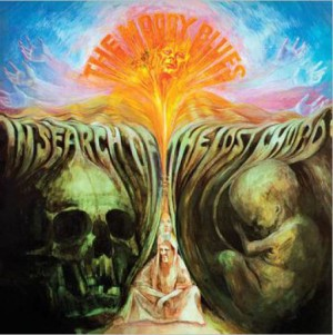 The Moody Blues - In Search of The Lost Chord (180 Gram Translucent  Gold Vinyl/Limited Edition/Gatefold Cover)