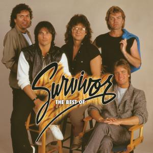 Survivor - The Best of Survivor - Greatest Hits (180 Gram Blue & Black Swirl Audiophile Vinyl/Limited Edition/Gatefold Cover & Poster)
