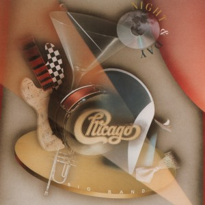 Chicago - Night And Day (180 Gram Aqua Audiophile Vinyl/Limited 25th Anniversary Edition/Bonus Photo)