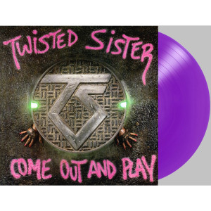 Twisted Sister - Come Out And Play (180 Gram Translucent Purple Audiophile Vinyl/35th Anniversary/Bonus Track/Gatefold Cover)