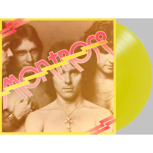 Montrose - Montrose (180 Gram Yellow Audiophile Vinyl/Limited Anniversary Edition)