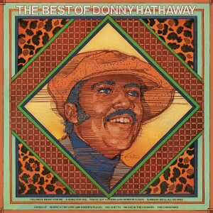 Donny Hathaway - The Best Of Donny Hathaway (180 Gram Translucent Gold Vinyl)