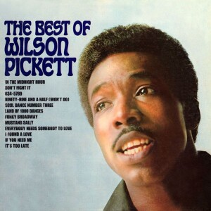 Wilson Pickett - The Best Of Wilson Pickett (180 Gram Translucent Gold Vinyl)