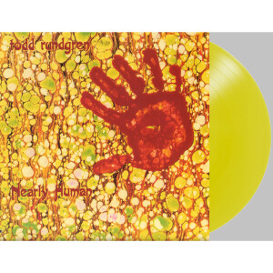 Todd Rundgren - Nearly Human (180 Gram Translucent Yellow Audiophile Vinyl/Limited Edition)