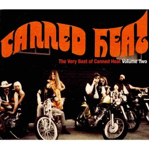 Canned Heat - The Very Best Vol 2 CD