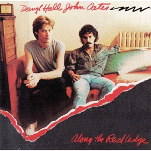 Hall & Oates - Along the Red Ledge CD