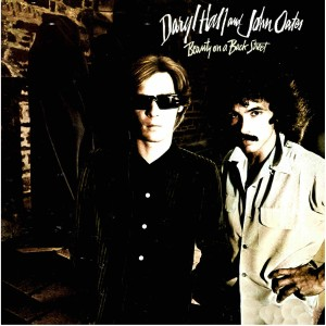 Hall & Oates - Beauty on A Back Street CD