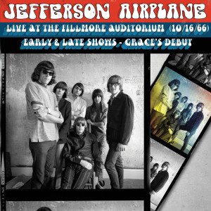 Jefferson Airplane - Live At The Fillmore Auditorium CD
