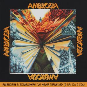 Ambrosia/Somewhere I've Never Travelled CD