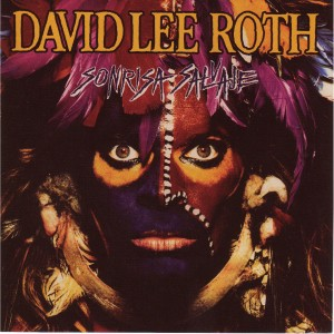 David Lee Roth - Sonrisa Salvaje CD