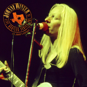 JOHNNY WINTER - LIVE BOOTLEG SERIES VOLUME 14 - IT'S JOHNNY'S BIRTHDAY CD