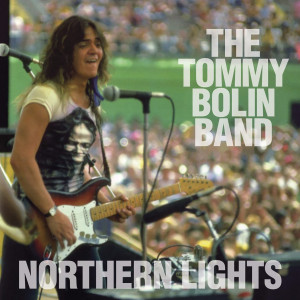TOMMY BOLIN - NORTHERN LIGHTS - LIVE 9-22-76 LP